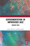 Experimentation in Improvised Jazz Book cover